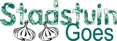 Stadstuin Goes: voedsel kweken op het ritme van het seizoen